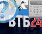 Возможности и особенности онлайн-калькулятора ВТБ 24
