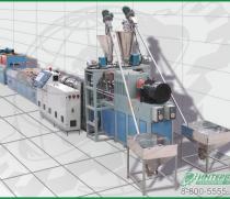 Строительство цеха ДПК в Казахстане