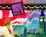 Российские биржи продемонстрировали рост в результате выхода данных из Европы