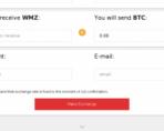 Обменник Btc2Wm.me: заслуживает ли он доверия? С какими валютами работает сервис? Довольны ли его клиенты?