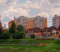 Строительство многоэтажного ЖК в г.Раменское