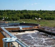 Строительство водоочистных сооружений