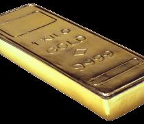 Большие объемы золотого песка на разработанных месторождениях