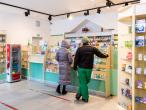 Аптека находится в 370 метрах от станции метро Ленинский проспект