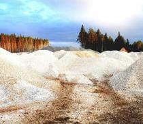 Добыча и переработка мрамора
